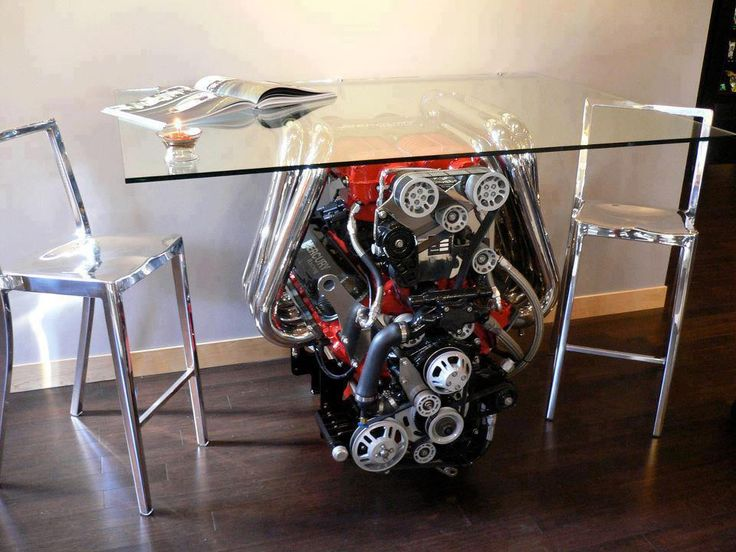 Formula One Tyre Coffee Table