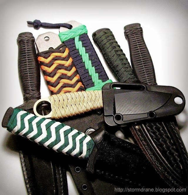 100 best paracord images on pinterest paracord ideas paracord pineapple knot paracord boot knife handle wrap malvernweather Images