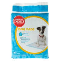 Dog Potty Training: Puppy Pads & Diapers | PetSmart