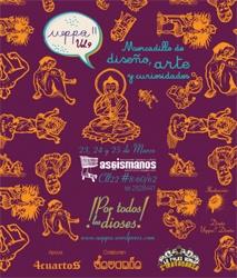 Vol.9 Por todos los dioses. Illustration: Santiago Insignares Design: Evitagira
