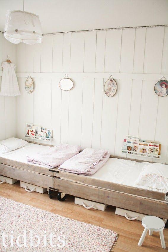 tidbits: Walls and Beds