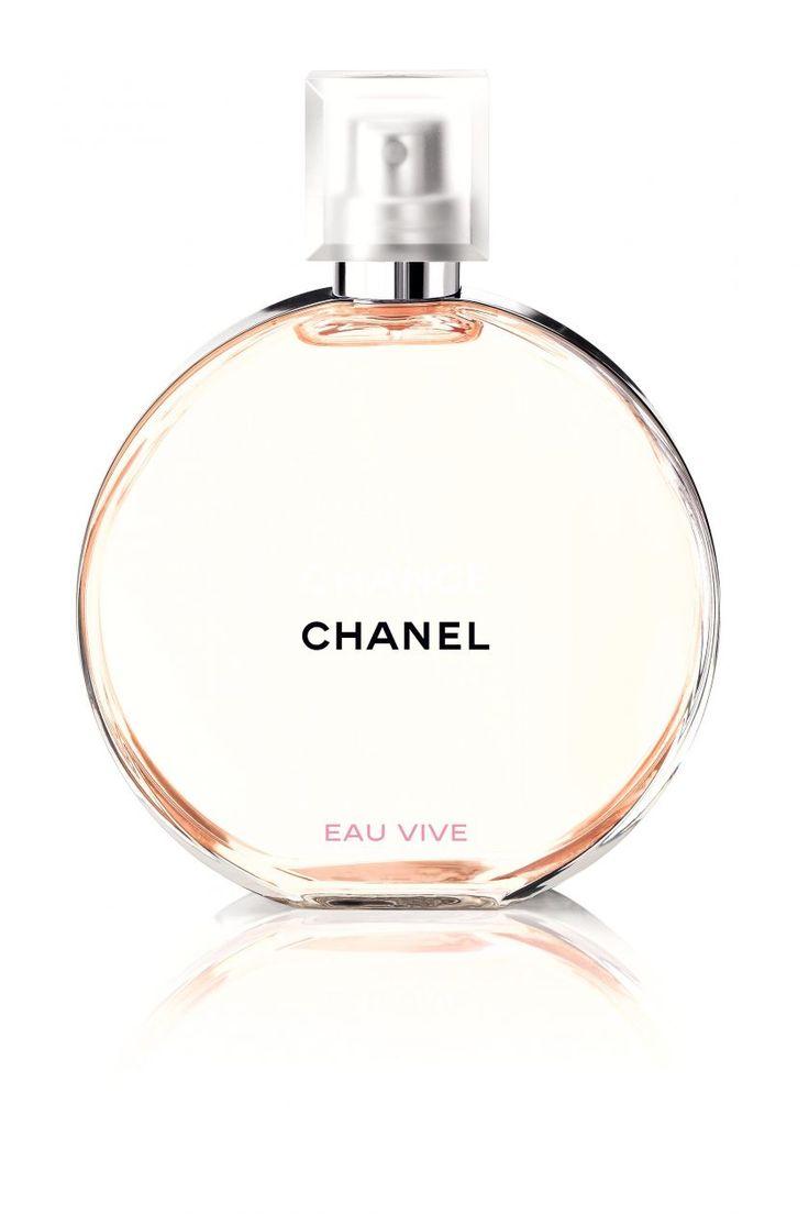 #Parfum : #Chanel révèle sa nouvelle déclinaison de fragrance Chance: Chance Eau Vive.
