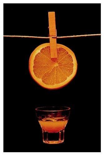 ~✿ڿڰۣ Black and Orange.