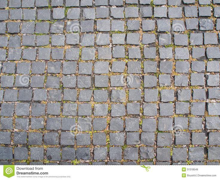 Stone Path Texture Seamless Stone Block Seamless Royalty
