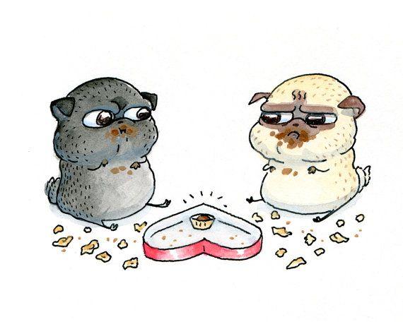Best 25 Fat Pug Ideas On Pinterest Pug Puppies Cute