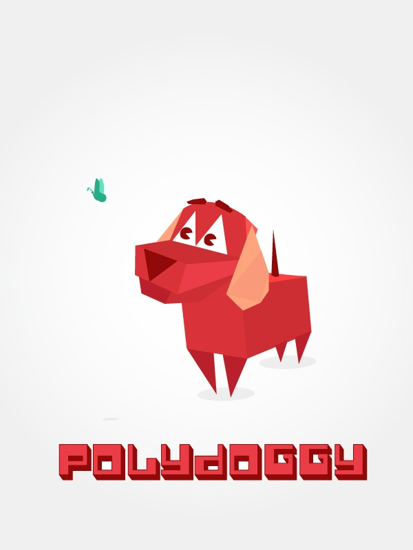 polygon Dog