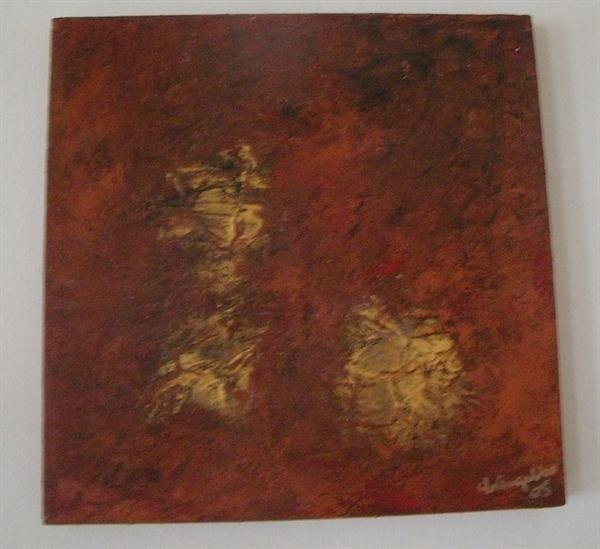Acrylic painting 30x30cm