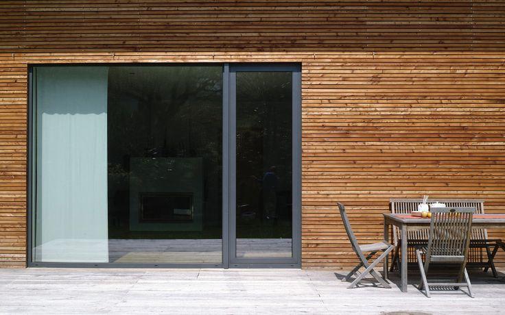 Dom w Wolferkam, Niemcy. Produkty: SGG CLIMATOP, SWISSPACER. #glass #architecture #stadium #glass_for_home