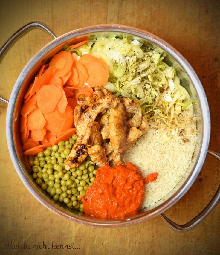 One Pot Reis Mehr