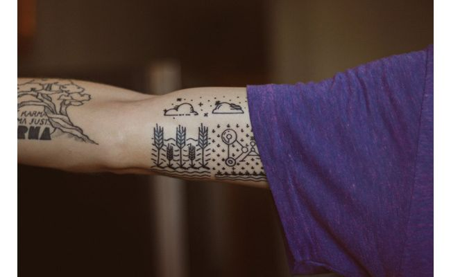25 best tattoo minimal images on pinterest tattoo ideas for Minimalist tattoo artist austin