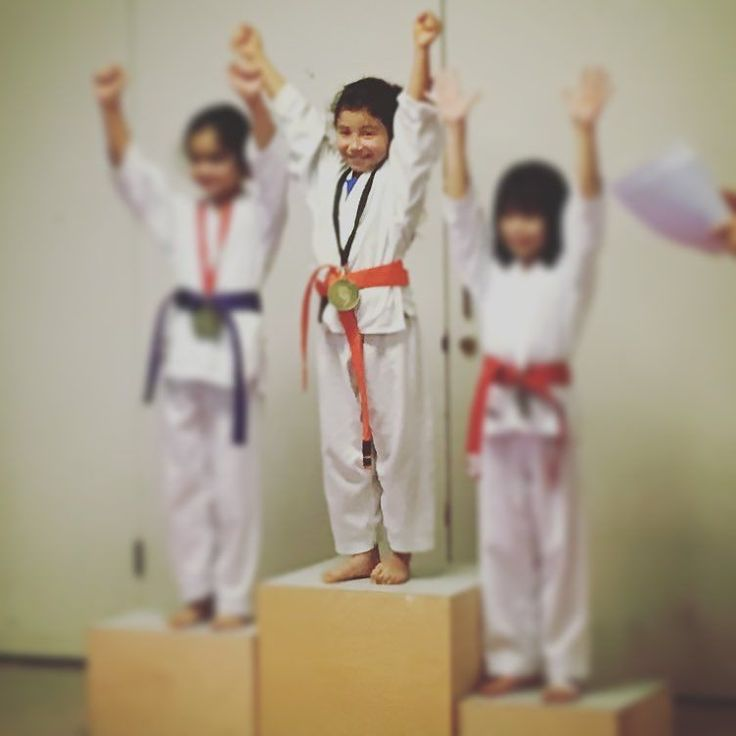I couldn't be more proud. #firstplace #burnabykarate #burnaby #vancouver #dailyhivevan