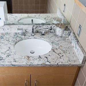 <p>Subtle yet striking veining mimics rocky outcroppings along this…