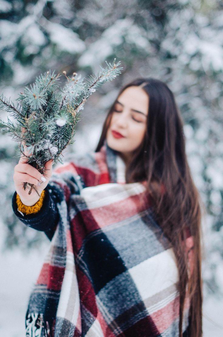 идеи для фотосессии в домашних условиях зима никогда