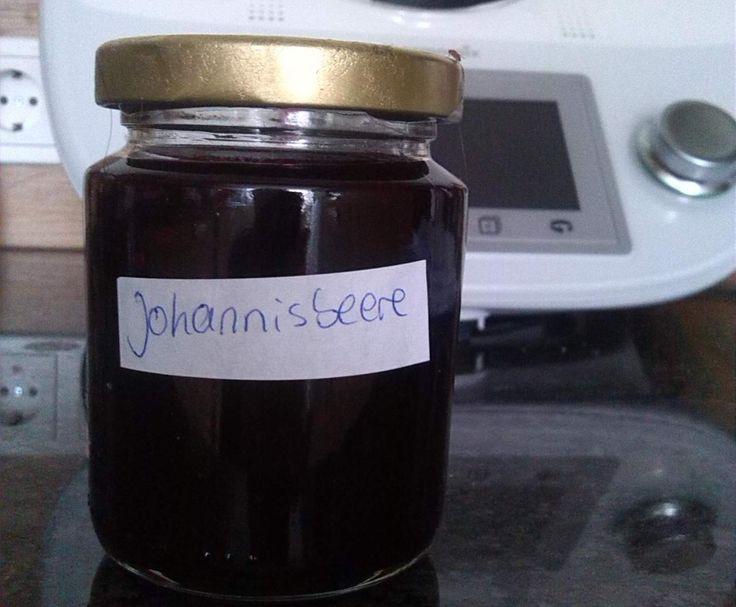Rezept Johannisbeermarmelade von marsala72 - Rezept der Kategorie…