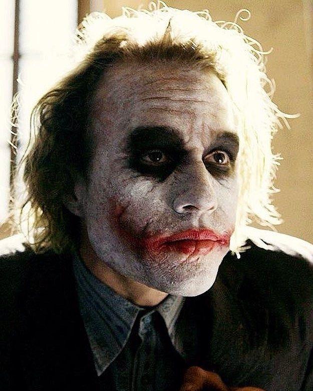 Intimidating joker batman thedarkknight heathledger brucewayne  jokervsbatman Heathledger joker jaredleto margotrobbie benaffleck  meganfox
