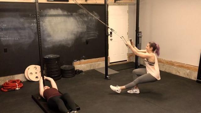 Full TRX Partner Workout