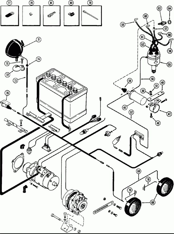 New Wiring Diagram for A Bosch Alternator #diagrams #