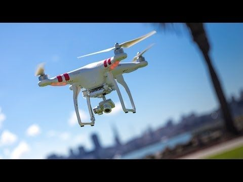 WARNING This Is NOT A Toy: Tips For Flying the DJI Phantom 2 Vision - YouTube