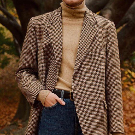 16 schicke und einfache Herbst-Outfit-Ideen