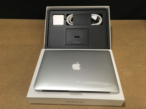 general for sale: New Apple Macbook Air 13 I7 2.2Ghz 8Gb Ram 512Gb Ssd (2015) Apple Care Included -> BUY IT NOW ONLY: $1399.99 on eBay!