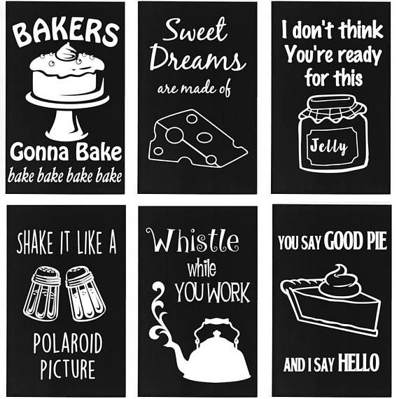 24 Sayings Available Funny Kitchen Sign Wall Decor Kitchen