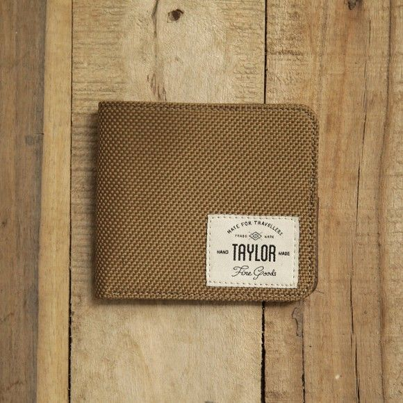 wallet 401 brown. $20.83. material: synthetic canvas and leather. size: 11 x 9.5 cm. #wallet #canvaswallet #leatherwallet #unisexwallet #menwallet #brown
