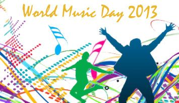 Music is a moral law. It gives soul to the universe, wings to the mind, flight to the imagination, and charm and gaiety to life and to everything.  WORLD MUSIC DAY 2013  #worldmusicday