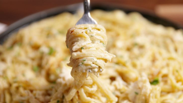 If You Love Red Lobster, This Crab Alfredo Will Sing To You