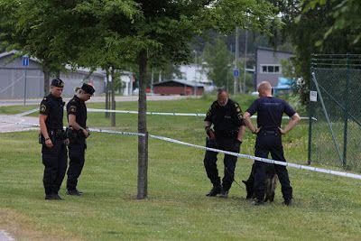CRIME - SWEDEN: Sommarmordet i Smäländska Tranås och dess efterspe...