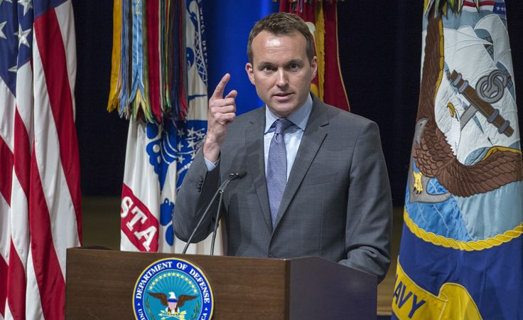 Washington Post: Sept. 18, 2015 - Obama to nominate first openly gay service secretary to lead the Army