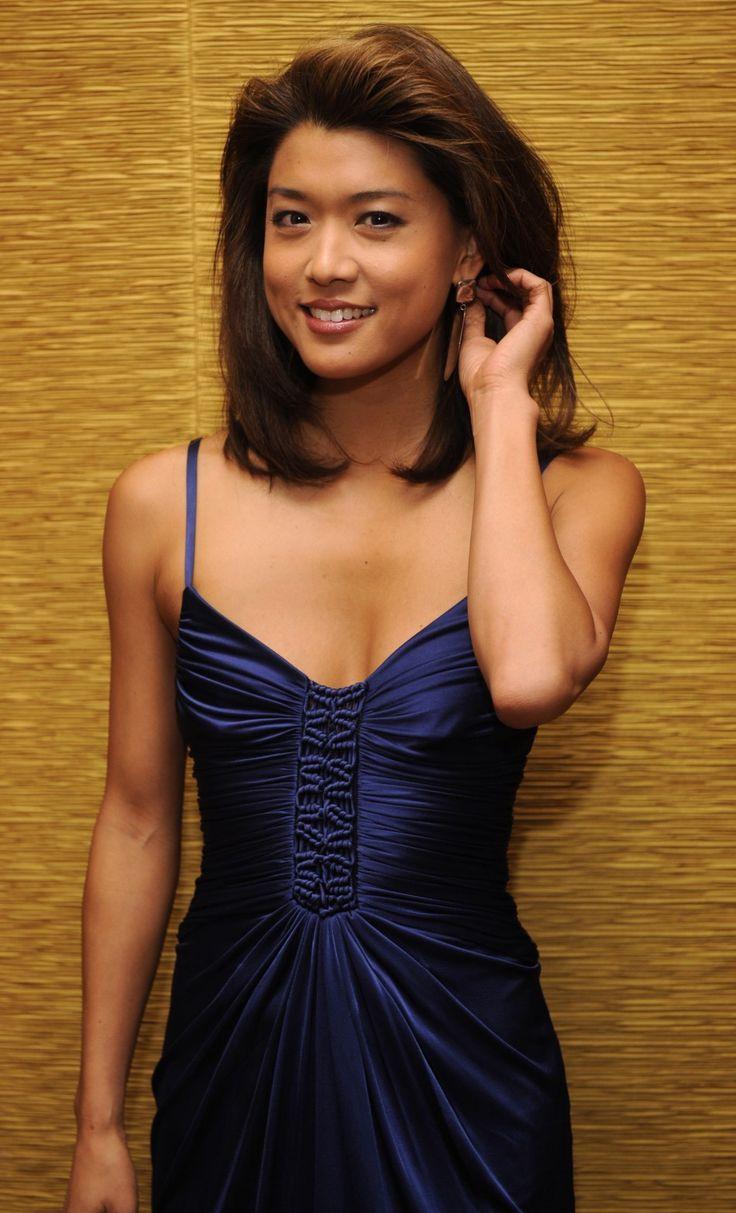 Grace Park (Hawaii Five O) She's gorgeoussss. Love her character. Kono can kick serious ass!