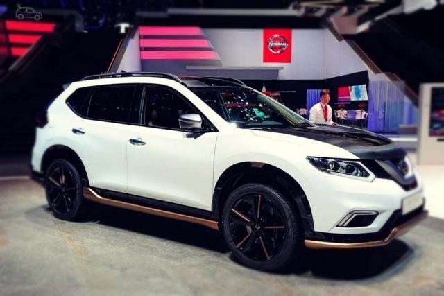 Next Gen 2020 Nissan X Trail To Be More Modernized Nissan Alliance In 2020 Nissan Xtrail Nissan Nissan Qashqai