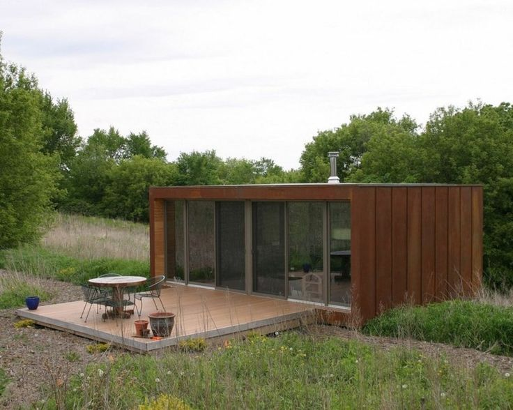 casa pequeña de estilo minimalista