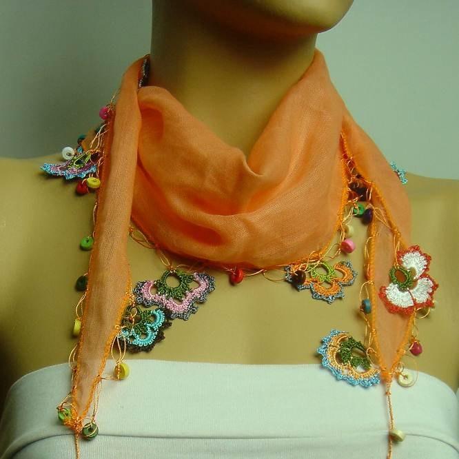 oya crochet lace cotton