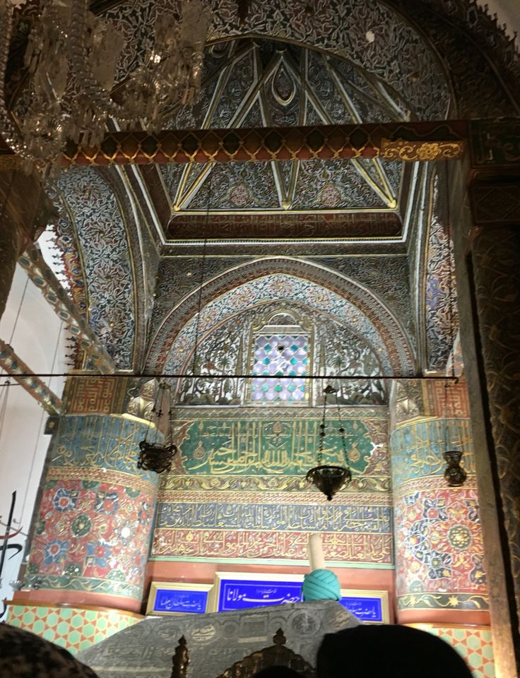 Hz.Mevlana müzesi Konya