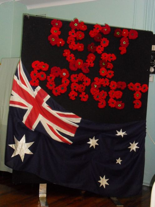 5,000 Poppies Project as part of the 2015 Anzac commemorations, inspiring the nation to get involved.