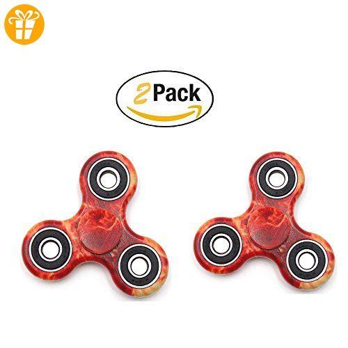 2pack-wwz Spinner zappeln Spielzeug Hand Spinner Camouflage, für ADHD EDC Hände Killing Time - Fidget spinner (*Partner-Link)