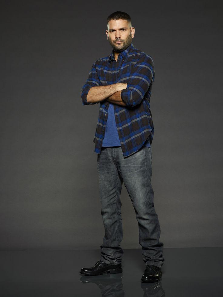 Guillermo Diaz as Huck on Scandal Season 3