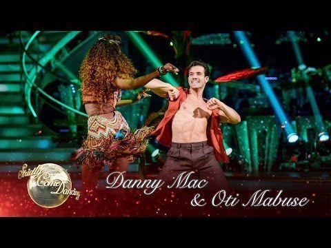 Danny Mac & Oti Mabuse Samba to 'Magalenha' by Sergio Mendes - Strictly Come Dancing 2016: Week 10 - YouTube