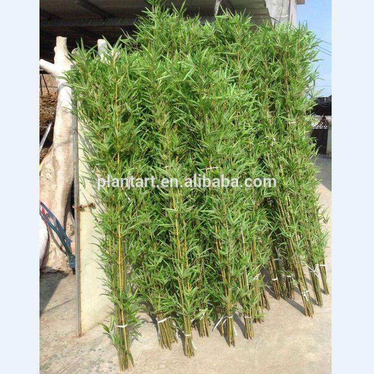 Guangzhou Shuyi lifelike artificial bamboo tree chinese bamboo plants for sale