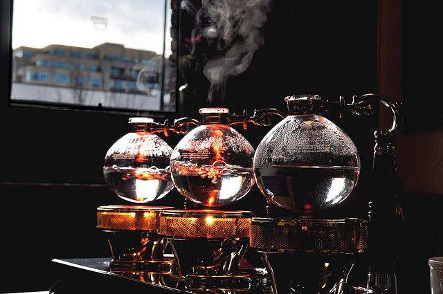 photo by nick cho via Wrecking Ball Coffee Roasters
