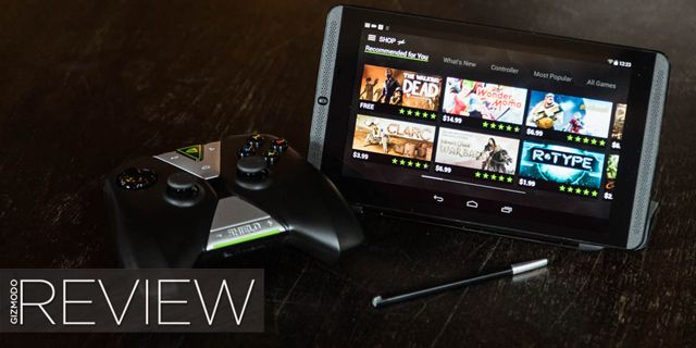 Nvidia's Shield tablet was made for playing games. That's what it's best at. But it's also much more. In fact, it should probably be your next Android tablet no matter how much button-mashing you do.