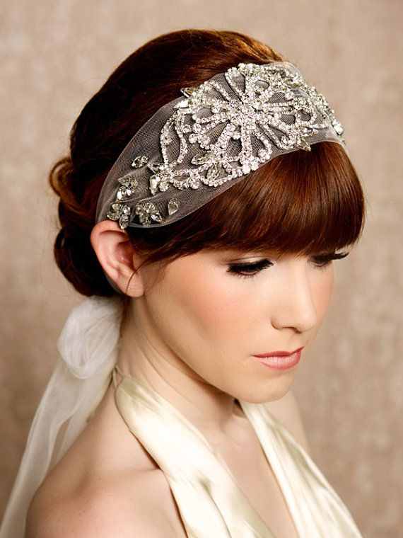 Best 25+ Headband Veil Ideas On Pinterest | DIY Halloween Veil Veil Hair And Veil Hairstyles