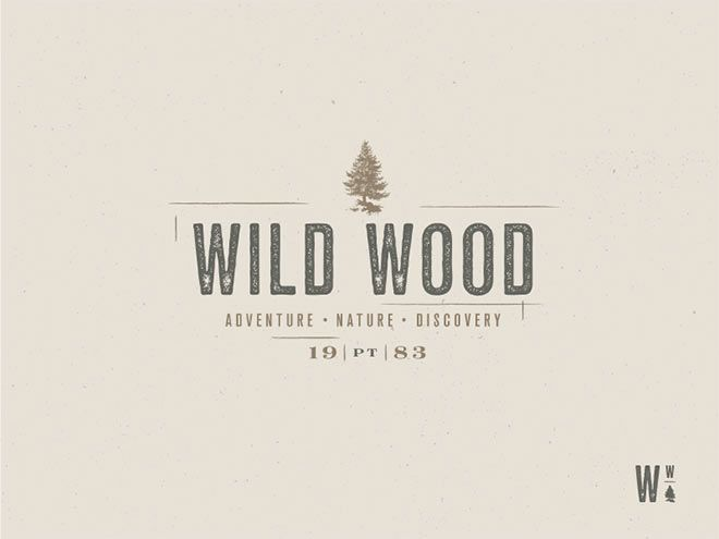 60 Creative Outdoors & Adventure Themed Logo Designs