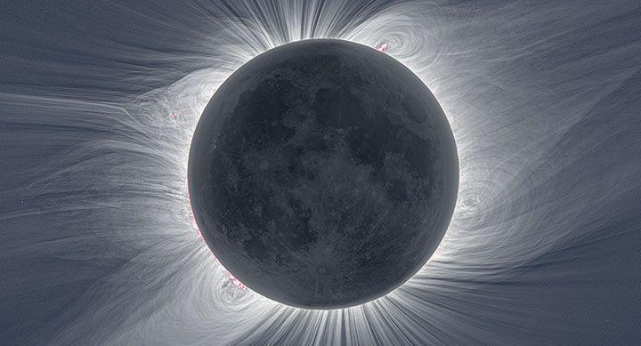 Solformørkelse - Himmelkalendaren