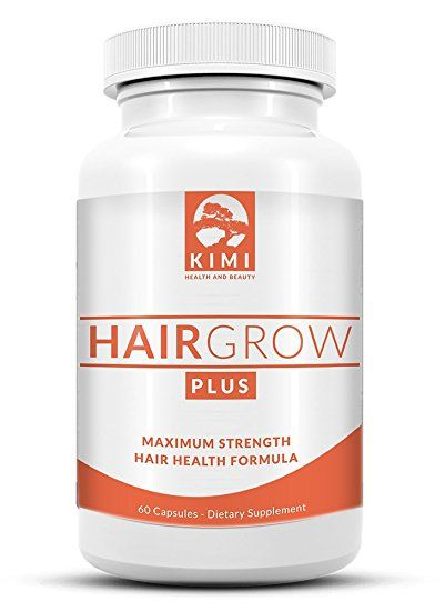 Hair Growth Vitamins | Hair Grow Plus – Scientifically Formulated Hair Growth Supplement with Biotin Review
