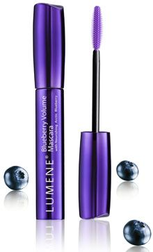 Blueberry volume mascara from Lumene