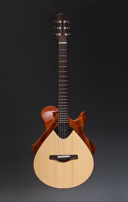 matsuda electric acoustic hybrid guitar guitars pinterest. Black Bedroom Furniture Sets. Home Design Ideas