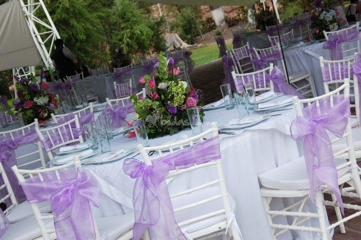 Más de ideas increíbles sobre boda lila en pinterest