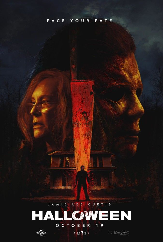 Michaels Face In Halloween 2020 Face Your Fate in 2020 | Michael myers halloween, Horror movie